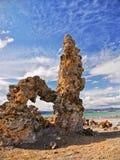 Mono Lake, Tufa Spires Stock Photography
