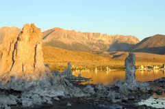 Mono Lake Tufa royalty free stock photos