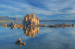Mono Lake Winter Royalty Free Stock Image