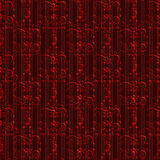 Mono line pattern for your design Royalty Free Stock Images