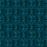 Mono linia wzór dla twój projekta Obraz Stock