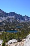 Mono Pass Mountains stock photos