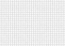 Mono sketched wire background. Pencil sketched wire grid ideal for backgrounds. Large format. Repeatable to cover virtually limitless areas if required stock image