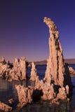 Mono Tufas озера Стоковые Фотографии RF