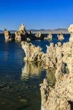 Mono Tufas озера Стоковое Изображение