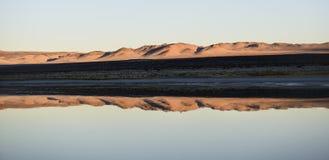 Mono Valley Mirror Stock Photography
