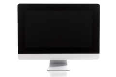 Free Monoblock All-in-one Computer. Shot From The Front. Stock Photo - 47295060