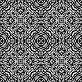 Monochrom pattern_4 Fotografia Royalty Free