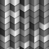 Monochromatic geometric structured background Royalty Free Stock Photos