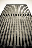 Monochromatic High Rise Stock Image