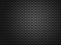 Monochromatic pattern background Royalty Free Stock Photos