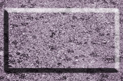 Monochromatic texture of granite surface Stock Images