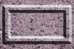Monochromatic texture of granite surface Royalty Free Stock Photography