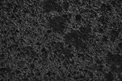 Monochromatyczna tynku betonu tekstura, kamień powierzchnia, kołysa krakingowego tło dla pocztówki Obrazy Royalty Free