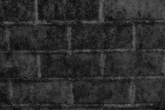 Monochromatycznej Grunge techniki Ceglana tekstura stary rocznika budynek, projekta pojęcie Obraz Royalty Free
