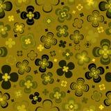 Monochromatyczni abstraktów kwiaty zdjęcia stock