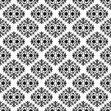 Monochromatyczny azjata Pattern5 royalty ilustracja