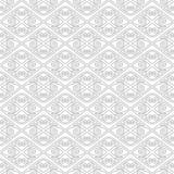 Monochromatyczny azjata wzór ilustracja wektor