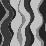 Monochromatyczny bezszwowy wzór ilustracja wektor