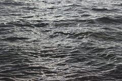Monochromatyczny morze Fotografia Royalty Free