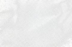 Monochromatyczny tekstury tło punktu halftone Obraz Stock