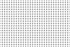 Monochromatycznych małych linii geometryczny wzór E Zdjęcie Royalty Free