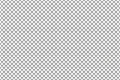 Monochromatycznych małych linii geometryczny wzór E Zdjęcia Royalty Free