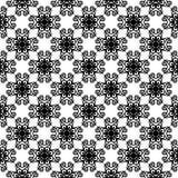 Monochrome азиатская картина Стоковая Фотография RF