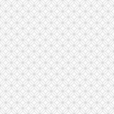 Monochrome безшовная картина в азиатском стиле с косоугольниками Стоковая Фотография RF