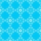 Monochrome геометрическая безшовная картина Стоковое Фото