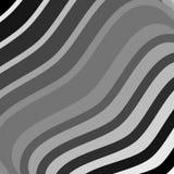 Monochrome линии картина, вертикально безшовная Прямая параллель Стоковая Фотография