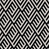 Monochrome картина лабиринта иллюстрация вектора