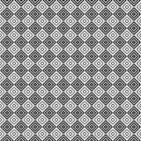 monochrome картина безшовная Стоковые Изображения