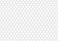 Monochrome картина плитки наговора иллюстрация вектора