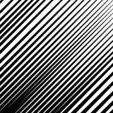 Monochrome, параллельные линии картина конспекта геометрическая Вектор EPS 10 иллюстрация штока