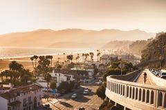 Monochrome уклон Калифорнии стоковое изображение rf