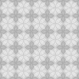Monochrome флористическая картина Стоковые Фото
