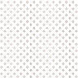 Monochrome элегантная безшовная картина Стоковая Фотография