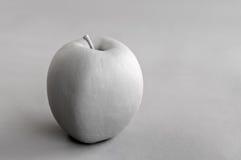 Monochrome яблоко Стоковые Изображения RF