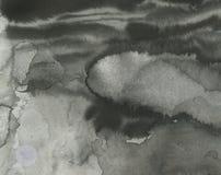 Абстрактная monochrome грубая текстура Стоковые Изображения RF
