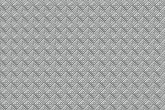 Monochrome abstract silver background honeycomb rhombus. Wood texture with iron rivets pattern infinite cloth Stock Photos