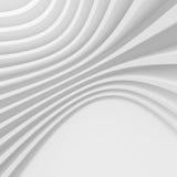 Monochrome Architectural Wallpaper. Creative Interior Concept. Modern Building Construction. Monochrome Architectural Wallpaper. Creative Interior Concept stock illustration
