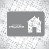 Monochrome architecture background Stock Photography