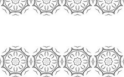 Monochrome background with abstract elements Stock Images