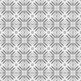 Monochrome croisé de modèle Photo libre de droits