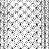 Monochrome elegant seamless pattern Stock Photography
