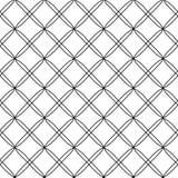 Monochrome elegant seamless pattern Stock Photos