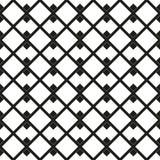 Monochrome elegant seamless pattern Stock Image