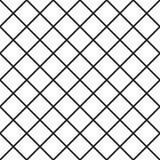 Monochrome elegant seamless pattern Royalty Free Stock Image