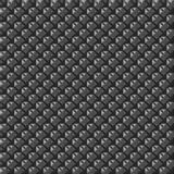 Monochrome emboss squares pattern royalty free stock photography